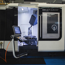 5-AXIS MILL TURNING